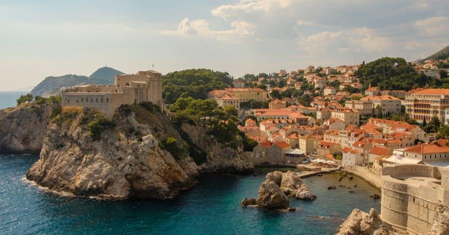 Хърватската сцена на хазарт на живо