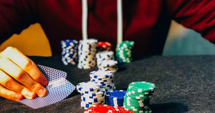 Професионална хазарта и изисква умения, за да спечели
