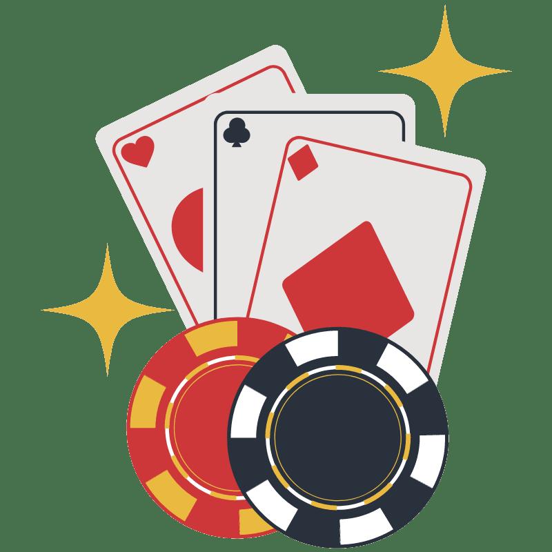 Играйте на живо Blackjack Online - Топ казина през 2021 г.
