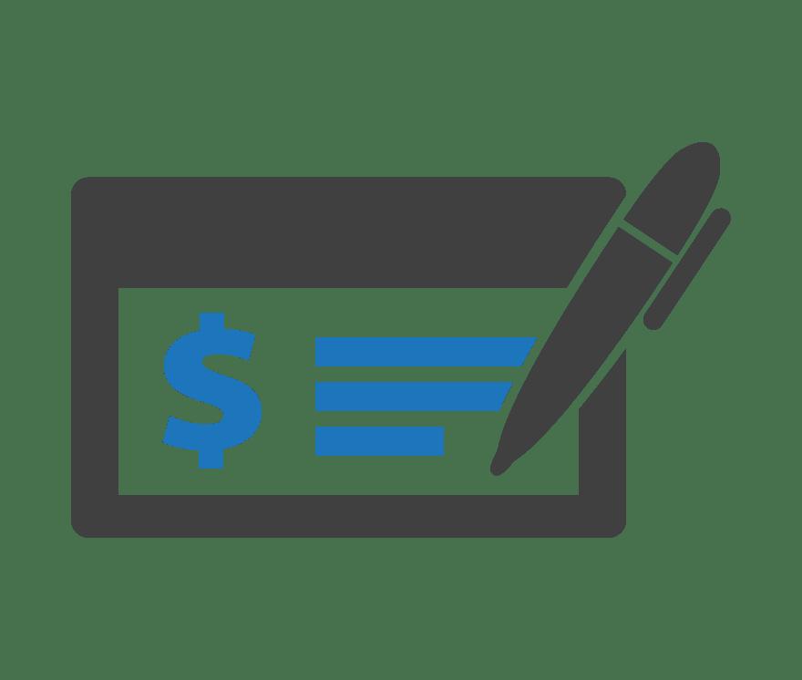 Top  Cheque Казино На Живоs 2021 -Low Fee Deposits