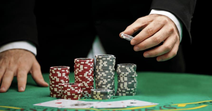 Сравняване на коефициенти за днешните най-добри казино игри на живо