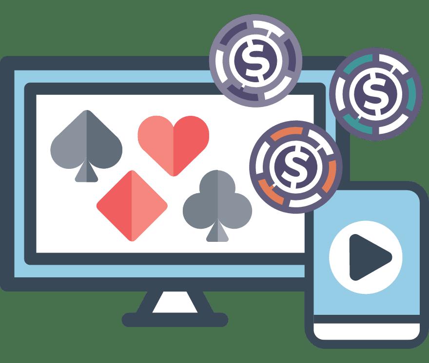 Видео покер казина на живо - Най-високо оценени 2021