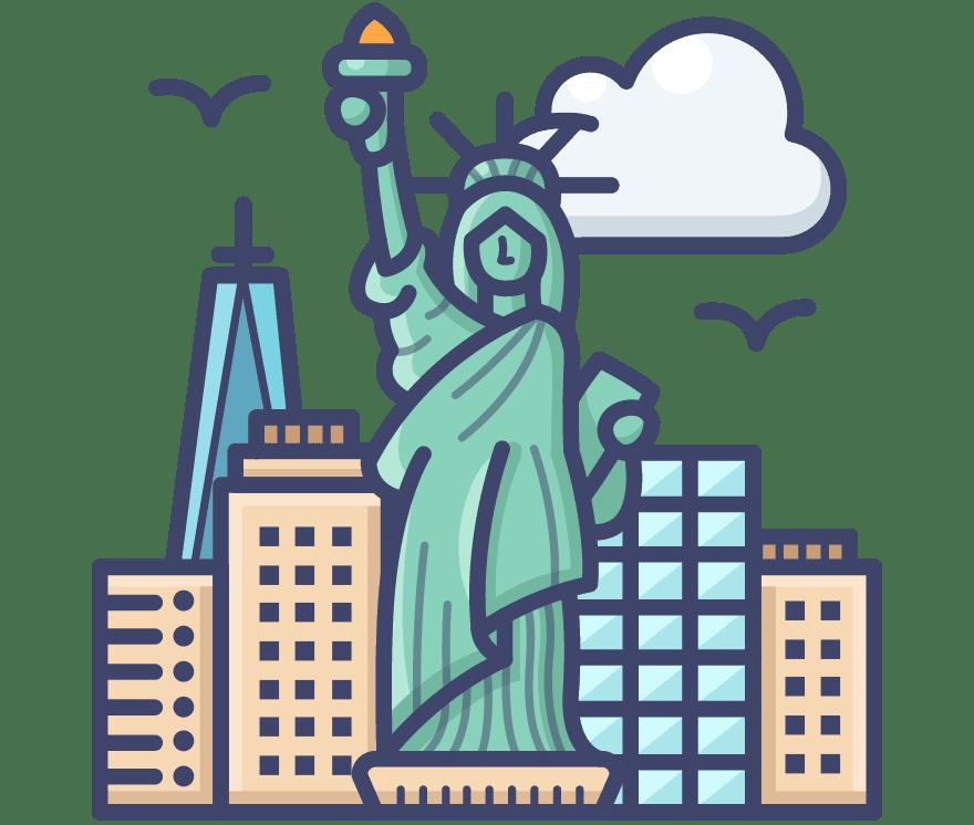 Топ 17 Казино на живоа Съединени щати за 2021 г.