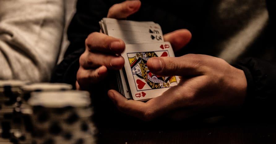 Математика в онлайн видео покер