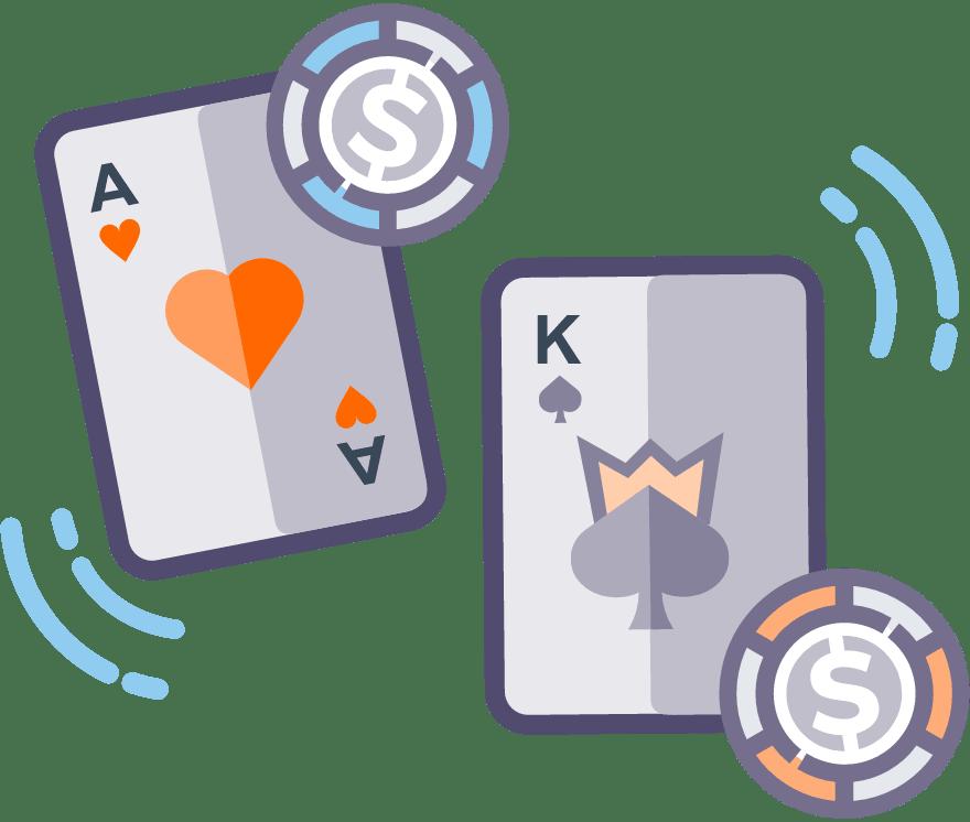 Играйте Casino War онлайн – Топ 8 Казино На Живоа, плащащи най-много за 2021 г.